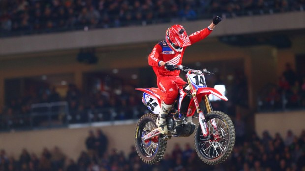 TLD's Cole Seely Puts Together First Podium Finish of the Season in Anaheim 2