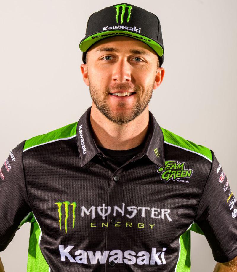 Monster Energy Kawasaki Extend Contract with Eli Tomac