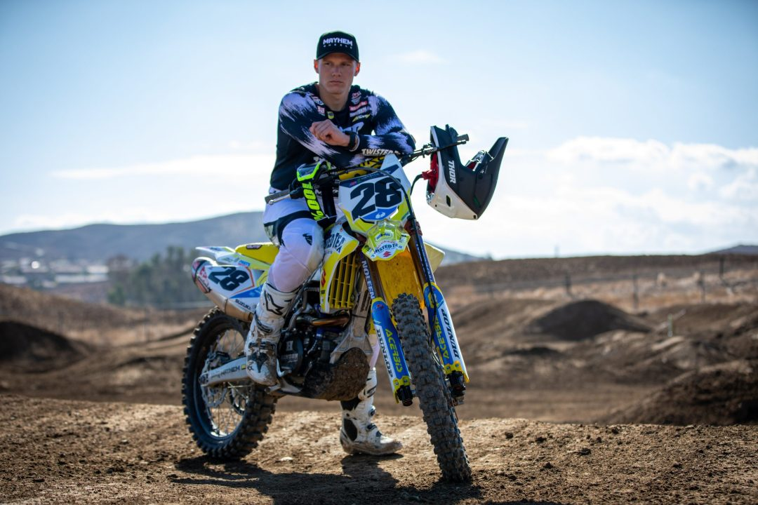 Max Anstie (28) is ready to build on his strong racing performance in 2020