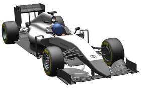 Perrin F1 design 2015