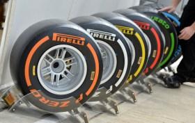 Pirelli 2015 F1