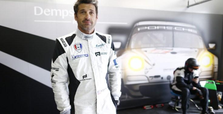 Patrick Dempsey Ends Driving Career Motorsports Tribune