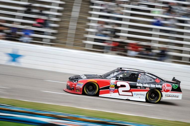 Xfinity Series driver Ty Dilllon(2)