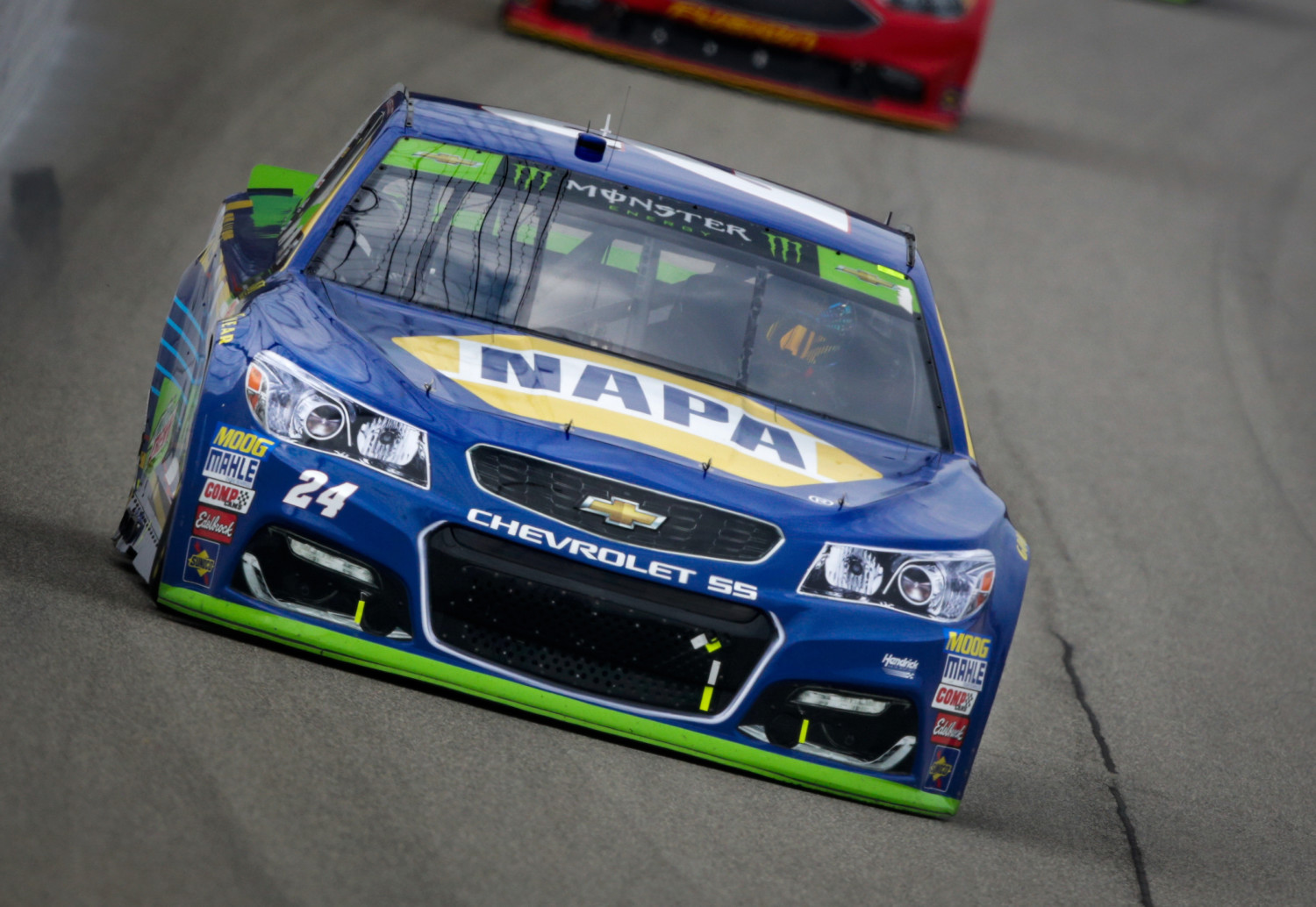 Spoiler Modification at Chicago Leads to Big Penalty for Elliott