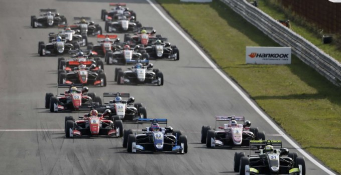 Revamped Formula 3 Series Will Join F1 Support Race Schedule