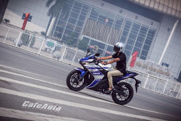 Những mẫu xe sportbike như Yamaha R25, Honda CBR250… là những lựa chọn hợp lý cho những người bắt đầu