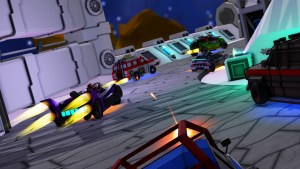 Screenshoot of Motor Strike