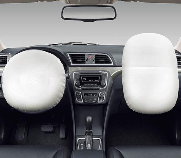 Dual Airbags of Suzuki Ciaz