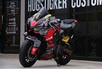 Modifikasi Honda CBR1000RR Redbull Racing Team 2