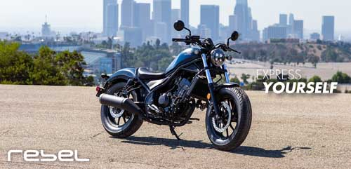 Honda Rebel 500 2020 1