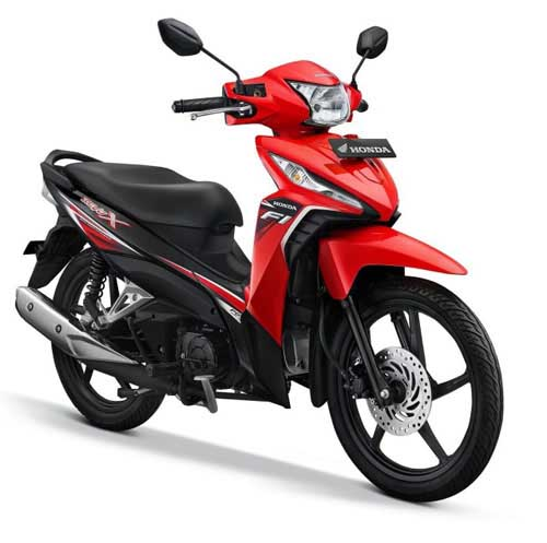 Honda Revo 2020 Attractive Red
