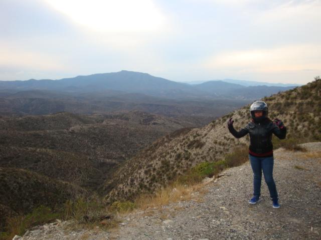 La Ultima Foto de Despedida de la Sierra Gorda
