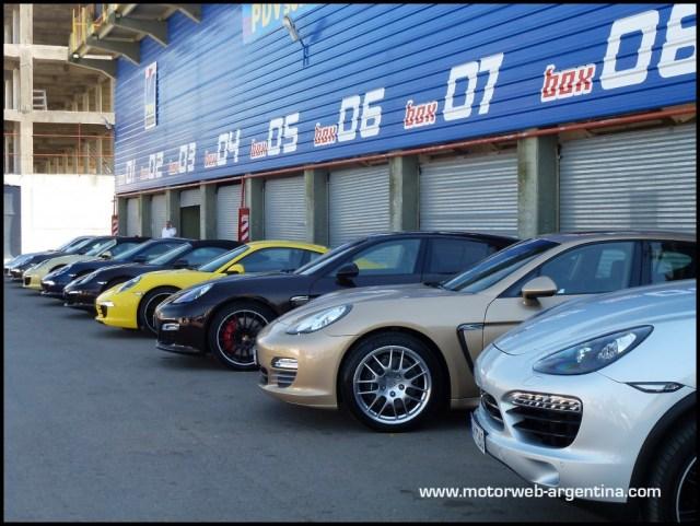 2012 Porsche World Roadshow Argentina P1000350