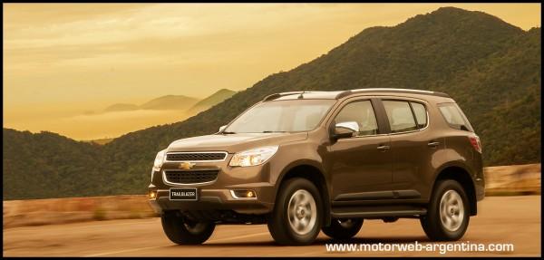 Chevrolet Trailblazer 2013 Mir El Video Y Todas Las Fotos Oficiales