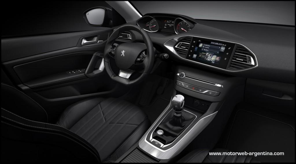 Nuevo Peugeot 308 2014 - 009