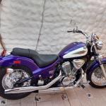 Honda Shadow 600 Vlx Brick7 Motos
