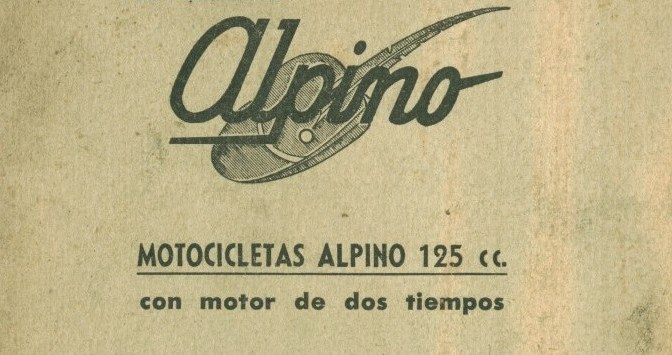 Mantenimiento Alpino 125 2T