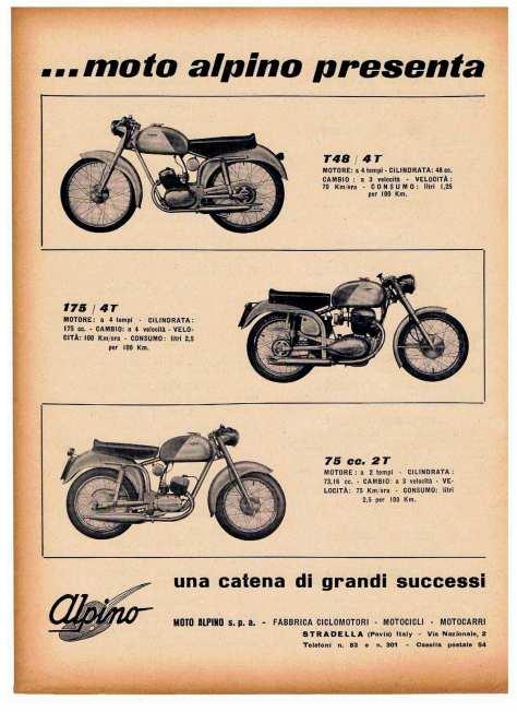 Publicidad Alpino