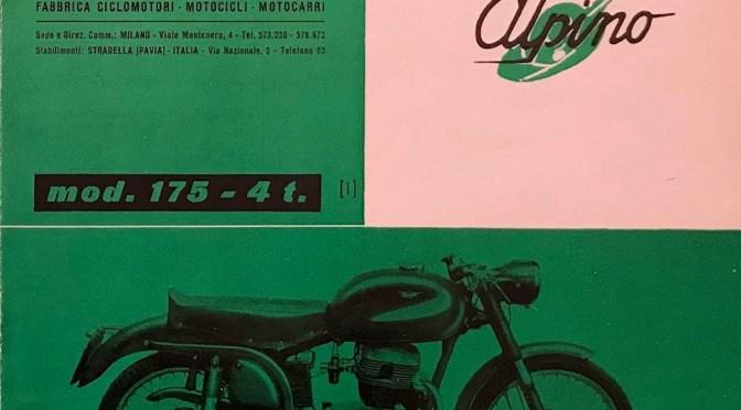 La época dorada de los 175cc italianos