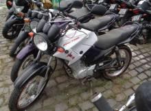 Leilão de veículos tem moto Yamaha YBR125 2014/15 com lance inicial de R$1.520,80