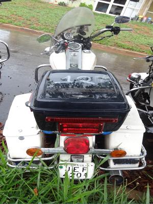 Leilão da Polícia Rodoviária Federal tem Harley Davidson