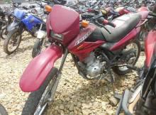 Leilão tem moto Honda NXR Bros 2008