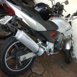 Leilão do Detran tem moto CBX 250 Twister com lance inicial de R$ 2,2 mil
