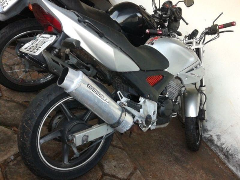 Moto Honda CBX 250 ano 206