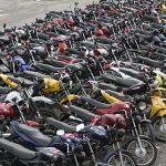 +de 300 motos em leilão do Detran com direito a documentos