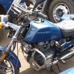 Leilão tem moto CB450 por R$ 800 de lance inicial