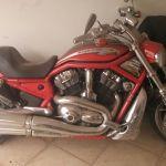 Leilão de bens do tráfico tem Motocicleta Harley Davison e outras motos