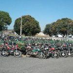 Leilão tem moto Honda CG 150 Fan ESI 2012 com lance inicial de R$400
