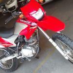 Leilão tem NXR150 BROS MIX KS com lance inicial de R$ 900