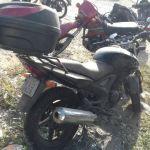 Leilão com Honda CBX 250 Twister com lance inicial de R$ 900