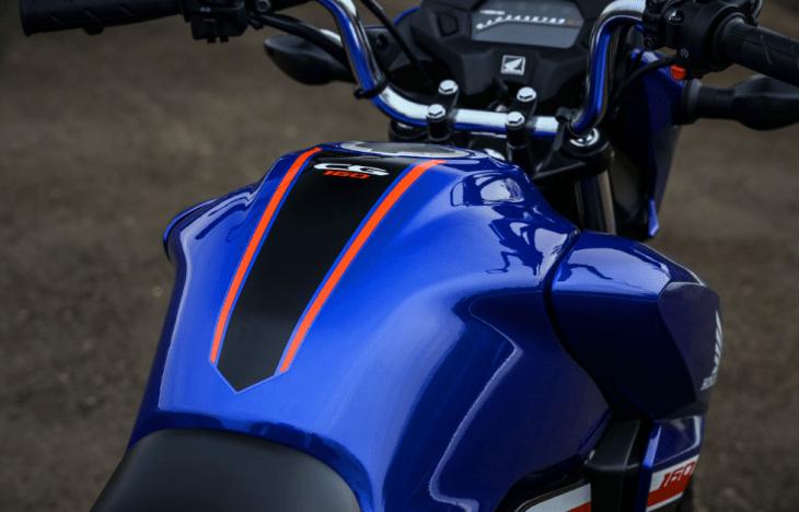 Honda CG 2019 chassi
