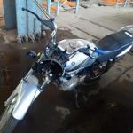 Leilão tem moto Yamaha YBR 125 E e vários outros veículos