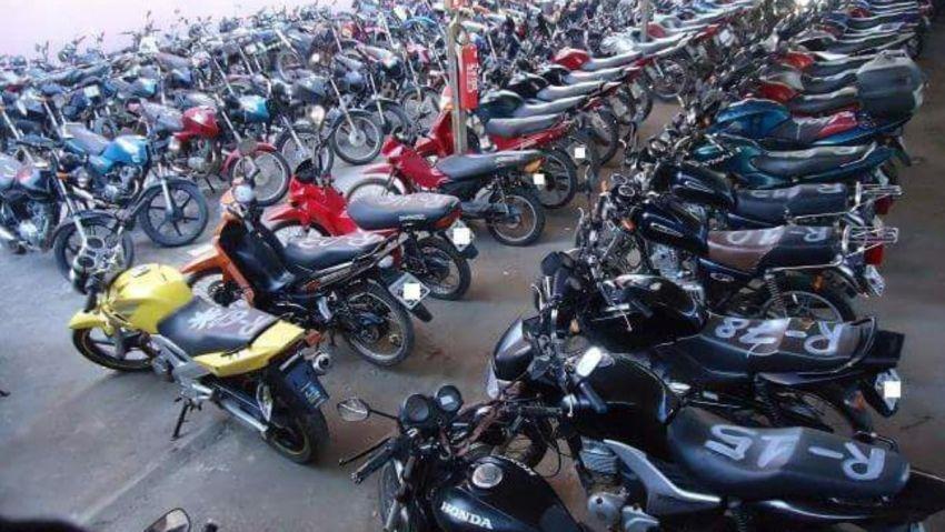 Leilão de motos online