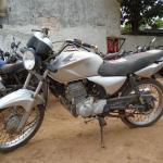 Leilão da Polícia Rodoviária Federal tem Honda CG Titan 125cc a R$200 reais