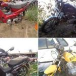 Leilão do Detran com 800 motos tem lances a partir de R$50