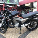Leilão tem Honda CG 160 2016 com lance inicial de R$600