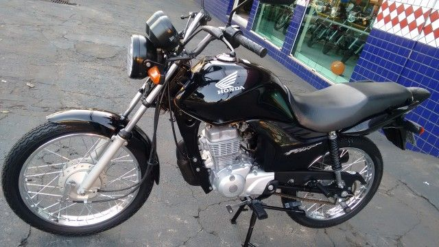 HONDA/CG 125I FAN