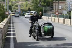 XI Volta a Mallorca per a motos históriques