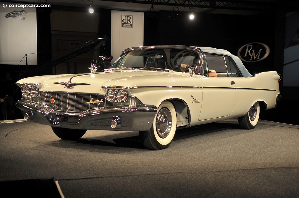Chrysler Imperial Great Classic Cars From The 1960s