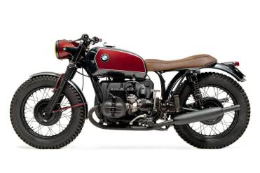 BMW R75/5 by Ton-Up Garage