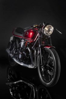 Honda CB550 by Lossa Engineering