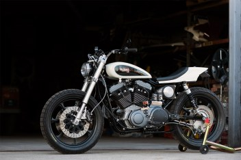 HD Sportster XL1200 by Tin Shack Restoration