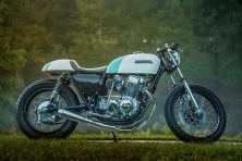 Honda CB750K Justin Webster Designs