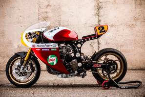 Triumph 900 Legend TT by XTR Pepo