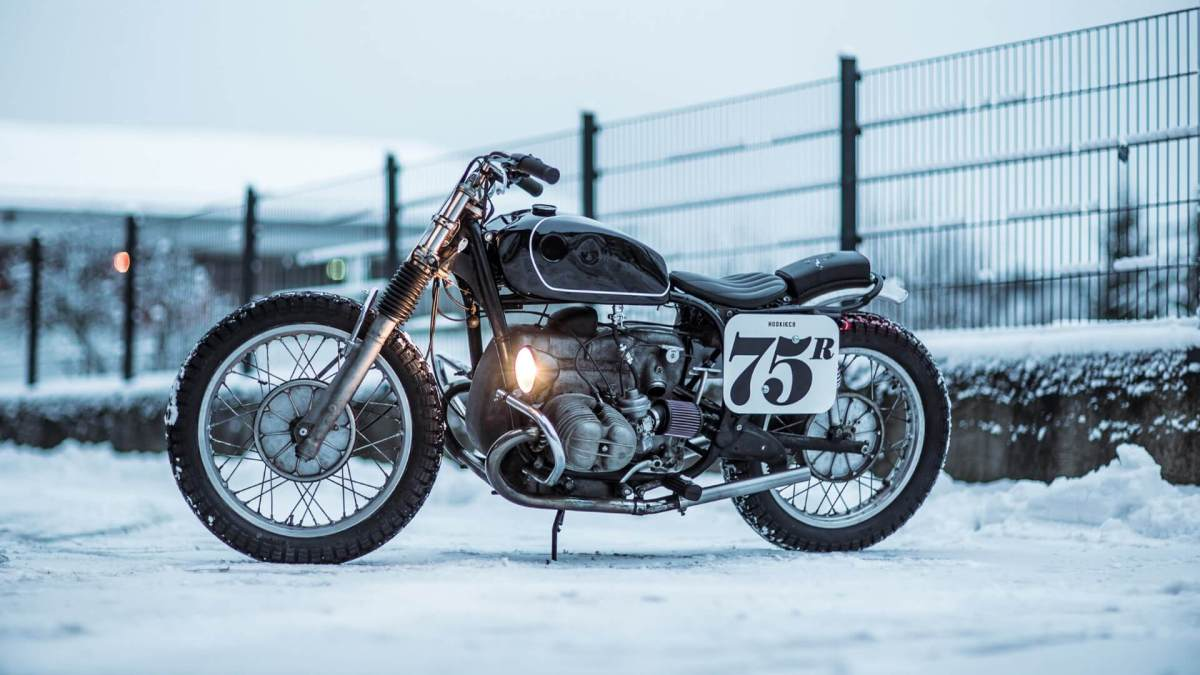BMW R75/5 by Hookie Co.