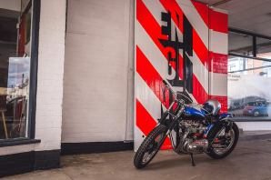 Triumph Tiger T110 by Retrograde Mechanica